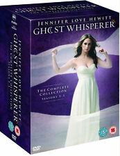 GHOST WHISPERER Complete Season Series 1 2 3 4 & 5 Collection Boxset NEW DVD R4