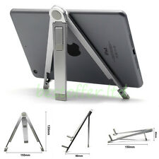 UNIVERSAL PORTABLE DESKTOP TABLET STAND HOLDER FOR iPAD 2/3/4/AIR/MINI/KINDLE UK