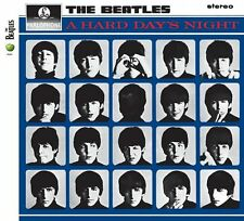 THE BEATLES - A HARD DAY'S NIGHT CD ALBUM (2009 STEREO REMASTER)