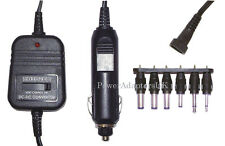 DC REGULATED CAR POWER ADAPTOR/SUPPLY/CHARGER 800MA 1.5/3/4.5/6/7.5/9/12 VOLT EA