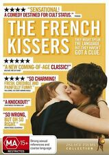The French Kissers (DVD, French, 2010) New & Sealed