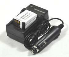 New 2pcs NP-48 NP48 Battery with Charger for Fujitilm camera XQ1 X-Q1 X-Q2 XQ2