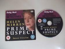 Prime Suspect INNER CIRCLES.      Classic Detective.  Cert 15  Promo dvd.
