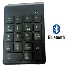 Wireless Bluetooth Number Pad Numeric Keypad 18 Keys Keyboard for Laptop Tablet