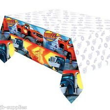 BLAZE AND THE MONSTER MACHINES TABLECOVER TABLE COVER 571582