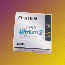 Fuji LTO 2, 200/400 GB, Datenkassette, Data Cartridge, NEU & OVP