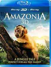 Amazonia 3D  Blu-Ray NEW