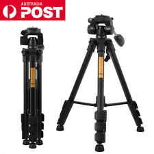 Professional Digital Tripod Monopod For Camera Camcorder Travel DV DSLR Compact