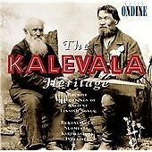 Various Artists : The Kalevala Heritage [IMPORT] CD (2002)