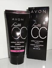 Avon IDEAL FLAWLESS CC-Creme für einen gleichmäßigen Teint Farbe: Medium Beige