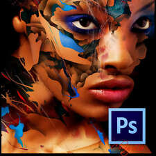 Adobe Photoshop Extended CS6 Photo Editing Software Windows PC