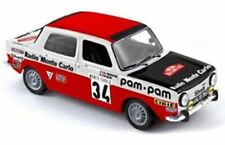 NOREV 185707 SIMCA 1000 RALLYE 2 diecast model rally car Monte Carlo 1973 1:18th