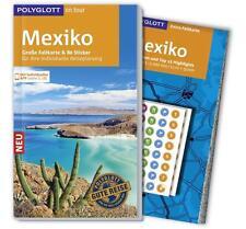 POLYGLOTT  Reiseführer Mexiko (2015, Taschenbuch) NP: 13,40€