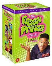 THE FRESH PRINCE OF BEL AIR COMPLETE SERIES 1-6 23 Disc DVD Box Set Sealed NEW!
