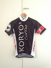 Koryo Coffee Men's Cycling Jersey DPR Korea logo Size L