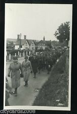 World War 2  Women prob Army Territorial Service (ATS) Marching Location ?? RP