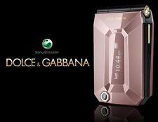 Sony Ericsson Jalou Dolce & Gabbana (Ohne Simlock) 3G 3,2MP Original OVP wie neu