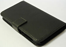 For Blackberry Z10 Business Style Leather Wallet Case Cover Stand, Holds Cards