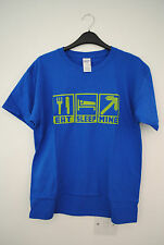 "YOUTH GAMER T-SHIRT 9-11 YEARS 34"" CHEST BLUE NEW"