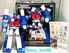Takara Tomy Transformers Masterpiece MP-22 Ultra Magnus G1 Figure & Trailer AU