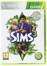 NEW The Sims 3 Microsoft Xbox 360 - Classics - New & Sealed PAL - FREE UK P&P