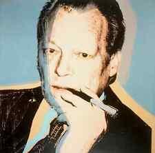 Andy Warhol Willy Brandt Poster Kunstdruck Bild 70x70 cm Kostenloser Versand