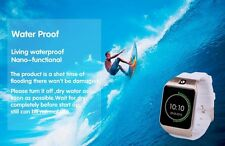 Waterproof LG118 Build-in NFC Camera Bluetooth Smart Watch Phone for Android&IOS