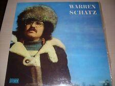 """Warren Schatz -same- LP 12"""""""