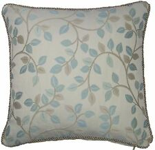 FILLED MADERA DUCK EGG EMBROIDERED 43.2cm CUSHION TSRUHKAO CUR