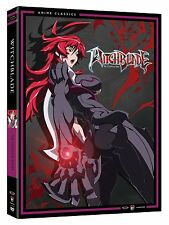 WITCHBLADE THE COMPLETE SERIES (2011) BRAND NEW SEALED R1 DVD JAPANESE ANIME