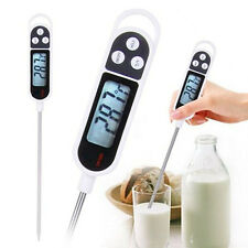 Digital Food Thermometer BBQ Cooking Water Measure Probe Kitchen Tool Fantastic