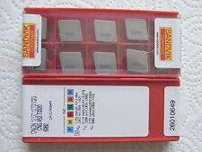 NEU 10 SANDVIK CNGN120712T01020 6060 Sialon-Keramik mit Rechnung Wendeplatten