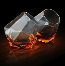 Diamond Gläser Set 2 Stück Whisky Glas in Diamant Form - Thumbs Up