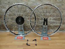 NEW 2016 Fulcrum Racing 7 LG Road Wheelset, Shimano 9/10/11 speed