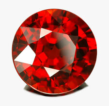 Natural African Ruby  - Top Grade - Round Cut - 2.0mm