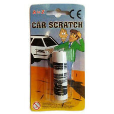 Fake Car Scratch Tattoo Sticker Fun Gag Joke Prank Party Favours fool trick New