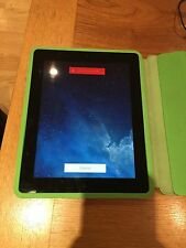 GENUINE  Apple LEATHER IPAD MINI 1/2/3 SMART CASE SOFT GREEN
