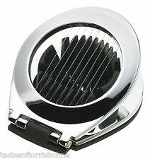 Master Class by Kitchen Craft Stainless Steel Wire Boiled Egg Slicer & Wedger