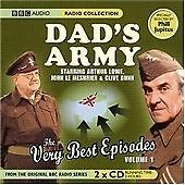 NEW Dads Army: The Very Best Episodes: Volume 1: v. 1 (BBC Audio)