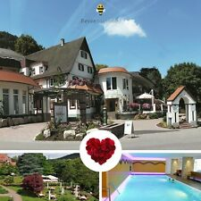 2 Tage Schwarzwald Romantikurlaub Kurzreise 4★ Hotel Ochsen Höfen Bad Wildbad