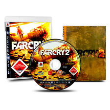 PS3 - PlayStation 3 Spiel FAR CRY 2 (USK 18) in OVP mit Anleitung