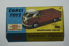 Reprobox Corgi Toys Nr. 431 - Volkswagen Pick-Up