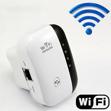 Wireless 300M Wi-Fi 802.11n Repeater AP Range Extender Router #F Signal Booster