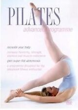 Pilates - Advanced Programme DVD *New & Sealed* Region 4