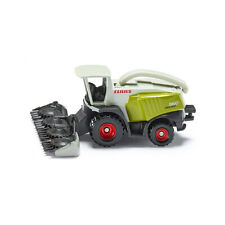 Siku 1418 small Claas Shredder Jaguar light green/white (Blister pack) new! °