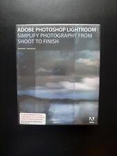 Adobe Photoshop Lightroom 1 Boxed CD Windows/PC/MAC Full UK Retail 19250011 NEW