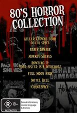 G15 BRAND NEW SEALED 80's Horror Collection (DVD, 2011, 7-Disc Set)