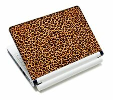 "Cheetah Print Laptop Sticker Skin Decal For 11.6-15.6"" Sony HP Dell Acer Toshiba"