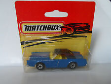 MATCHBOX LINCOLN CONTINENTAL, SUPERFAST SERIES, MADE IN BULGARIA, BNOS,1979