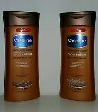 2x  Vaseline Cocoa Butter Deep Conditioning Body Lotion, 200 ml NEU